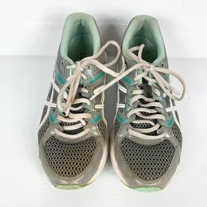 Asics Running Shoes Women's Size 8 T5G5Q (D) Gel-C